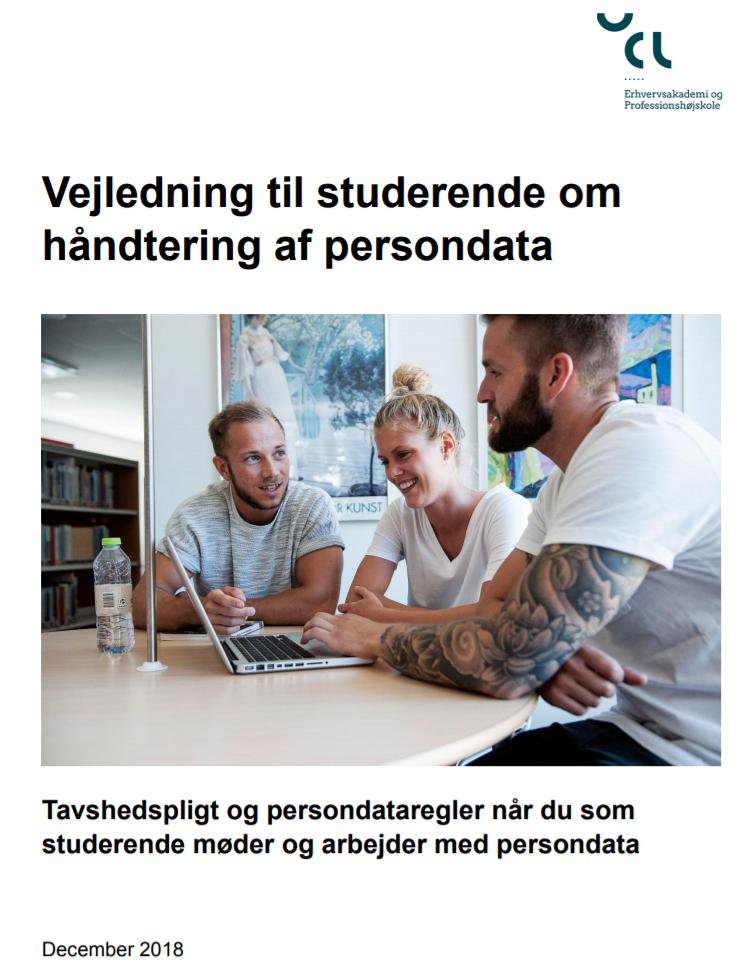Studerendes brug af persondata