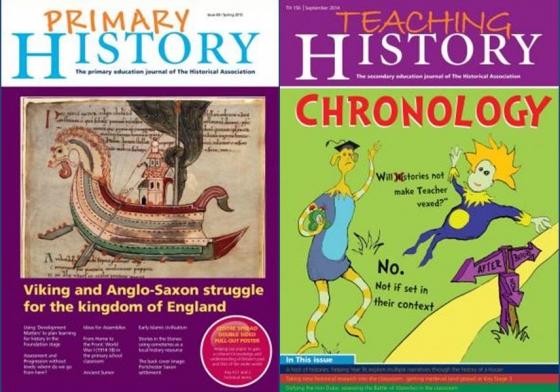 Historiske tidsskrifter